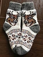 Носки из овечьей шерсти детские №4, фото 1