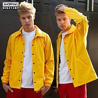 Ветровка мужская желтая Braddock Tur Yellow