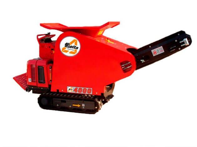 Мини-дробилка Delta Red TJC4000