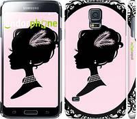 "Чехол на Samsung Galaxy S5 g900h Принцесса ""1992c-24"""