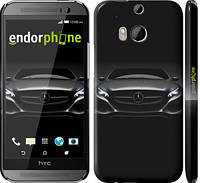 "Чехол на HTC One M8 Mercedes Benz 3 ""976c-30"""