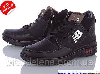 Чоловічі зимові черевики р40 (код 1100-00) Чоловічі зимові черевики р40 (код 1100-00)