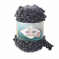 Alize Puffy Fine Ombre Batik № 7259