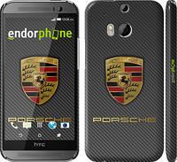 """Чехол на HTC One M8 Porsche 1 """"977c-30"""""""