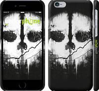 "Чехол на iPhone 6 Call of Duty череп ""150c-45"""