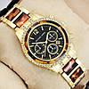 Часы женские наручные Майкл Корс crystal Gold-turtle/Black