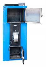Твердотопливный котел Термит-ТТ 90 Cтандарт (с обшивкой), фото 3