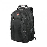 Рюкзак черный Wenger «SCANSMART»