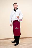 Форма официанта, повара: фартук,рубашка пошив