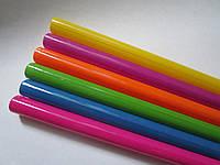 Палочки китайские для волос,  материал крашеный пластик, 18 см, уп. 6 шт.