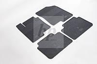 Коврики салона (резиновые) Hyundai sonata YF (хюндай соната юф 2009+)