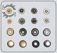 Кнопка кошелечная 10 мм, фото 1