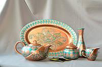 Чайный сервиз «Роспись в турецком стиле»