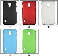 Пластиковый чехол для LG P715 Optimus L7 II Dual