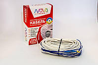 Nova Therm - 10 метров/150ватт | Нагревательный кабель для водосточных труб | Высокое качество!