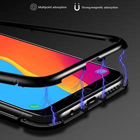 Магнитный чехол (Magnetic case) для Huawei Honor View 10 / V10