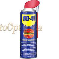 Смазка проникающая универсальная 420мл   WD-40   (SMART STRAW)   (#GPL)
