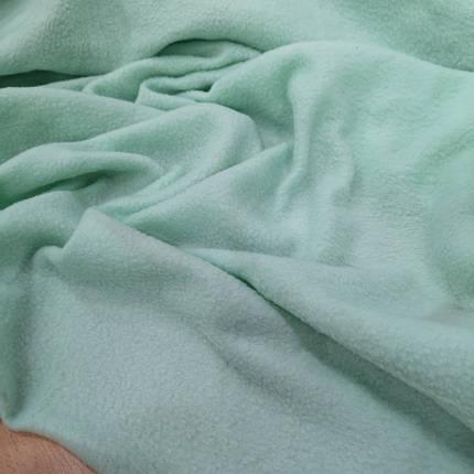 Ткань флис мята, фото 2