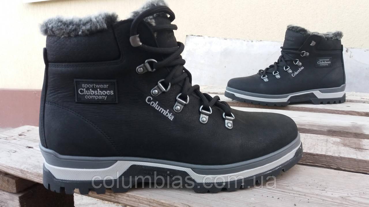 Зимние ботинки Calumbia tank 40 размер