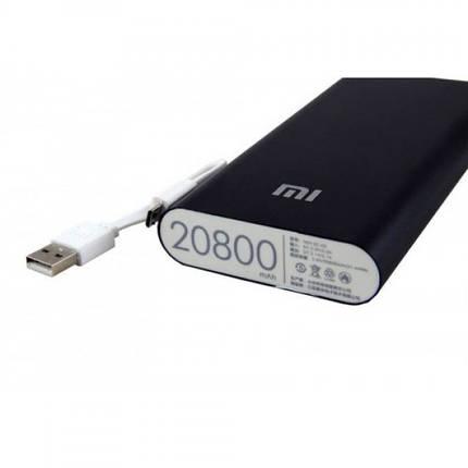 Внешний аккумулятор Power Bank Xiaomi M8 Mi 20800 черный 178307, фото 2