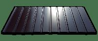 Профнастил стеновой С-8 0,45 мм PE RAL 8017 SUNTILE