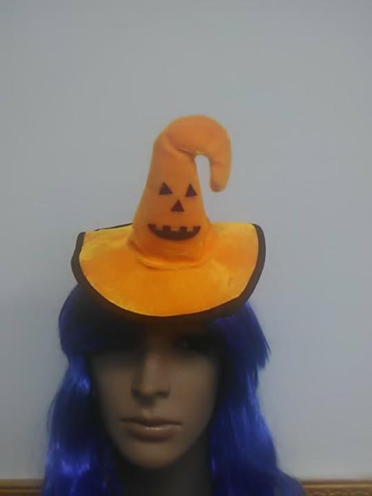 Обруч в форме шляпка тыква