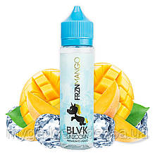 Жидкость для электронных сигарет BLVK Unicorn FRZN MANGO 60мл