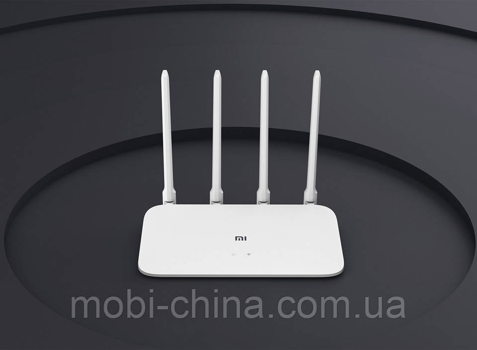 Роутер Xiaomi Mi WiFi Router 4A Gigabit Edition