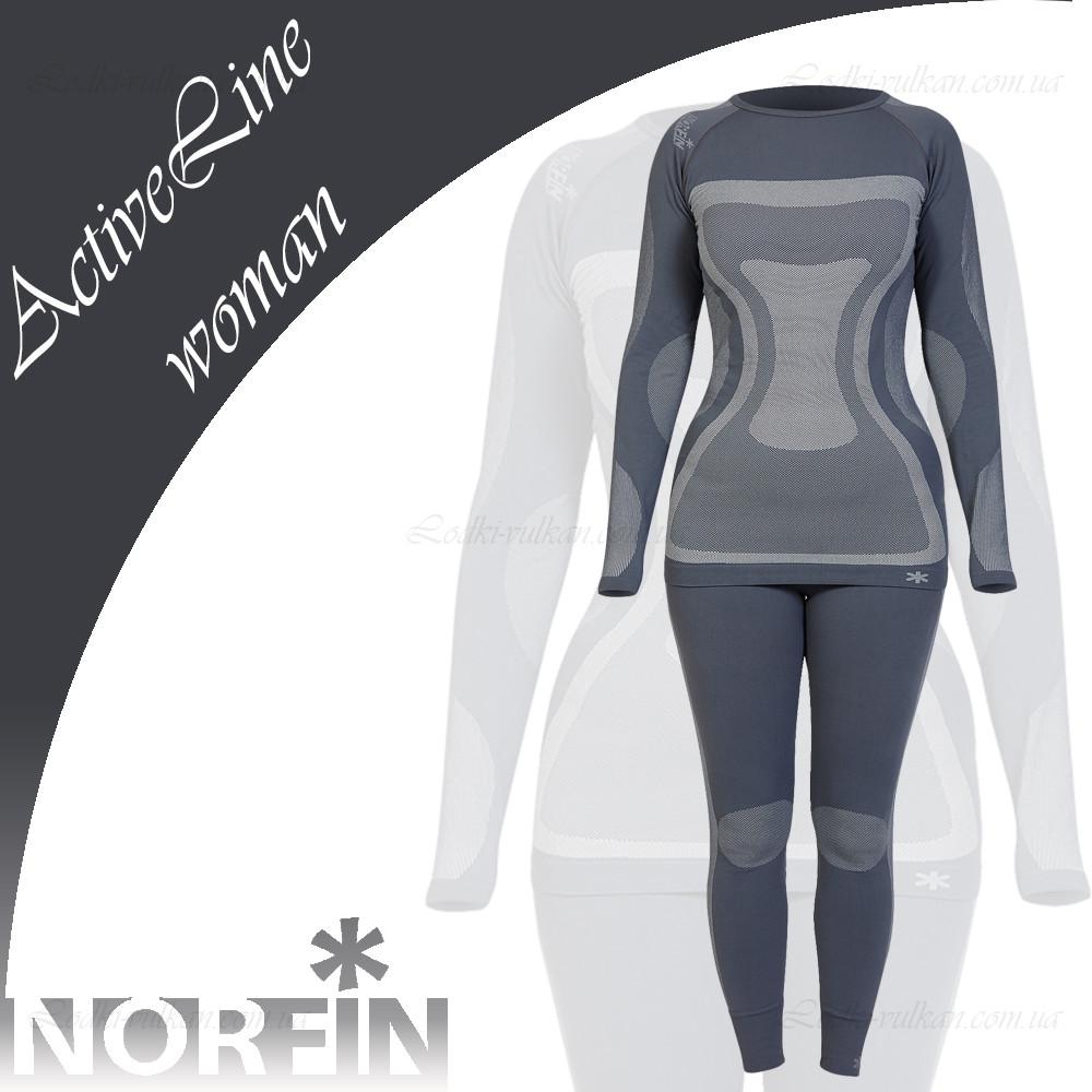 Жіноча термобілизна Norfin Active Line Women