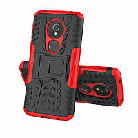 Чехол Armor Case для Motorola Moto E5 / G6 Play Красный
