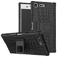 Чехол Armor Case для Sony Xperia XZ Premium Черный