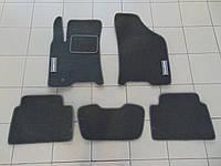Коврики салона Chevrolet Lacetti МКПворс серые Beltex