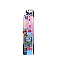 DB4. 510. К Детская зубная щетка Oral-B на батарейке Принцессы