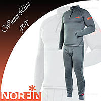 Термобелье Norfin WINTER LINE GRAY (S, M, L, XL, XXL, XXXL)