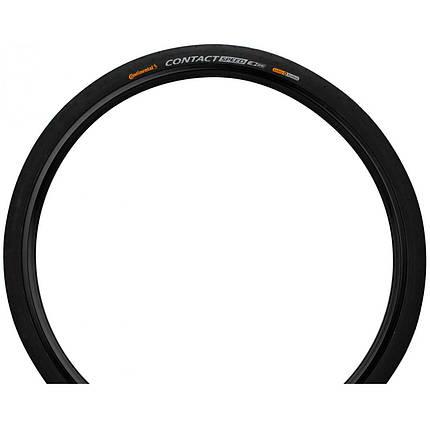 "Покрышка Continental CONTACT Speed, 26""x2.0, 50-559, Wire, SafetySystem Breaker, Skin, 670гр., черный, фото 2"