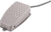 Выключатель ножной e.fs.02 металлический с набором для монтажа