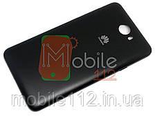 Задняя крышка Huawei Y5 II (CUN-U29 CUN-L21) Honor 5 Honor Play 5 черная
