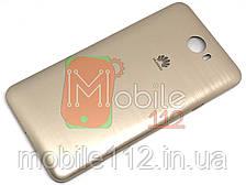 Задняя крышка Huawei Y5 II (CUN-U29 CUN-L21) Honor 5 Honor Play 5 золотистая