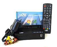 Т2 ресивер тюнер U2C +Интернет +WI-FI модуль +прошивка