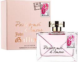 Женский парфюм Parlez - Moi d'Amour John Galliano EDP (80 мл )