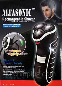 Электробритва Alfasonic AS-1072 | Электробритва для мужчин