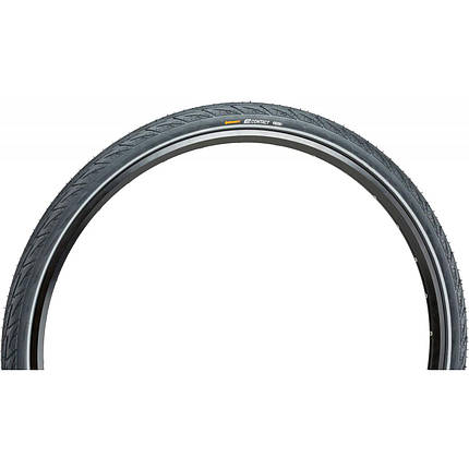 "Покрышка Continental CONTACT, 26""х1.75, 47-559, Wire, SafetySystem Breaker, 670гр., черный, фото 2"