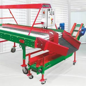 сортировочное сельскохозяйственное оборудование