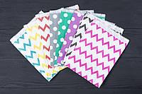 Бумажные пакеты с логотипом 170 мм х 30 мм х 230 мм
