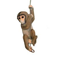Садова фігура Мавпа на мотузці