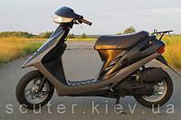 Скутер Honda Dio 27 (цвет чёрный)