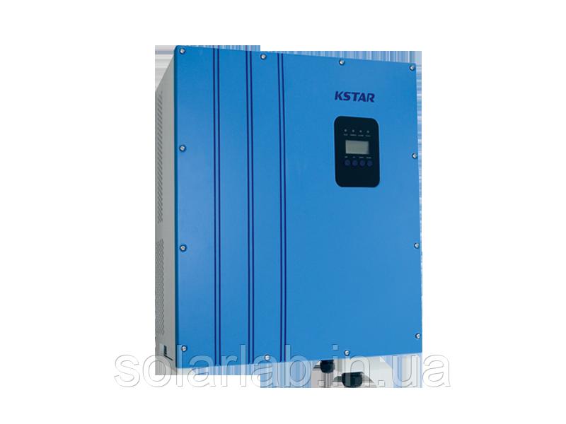 Мережевий сонячний інвертор KStar KSG-12-DM 12,5 кВт, Max DC power 13.5 KW