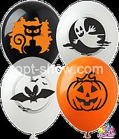 Воздушные шары Страшилки-3 (1ст) ТМ Show