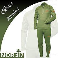 Термобелье для охотников Norfin Hunting Base (S, M, XXL, XXXL)
