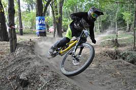 Downhill соревнования в Запорожье
